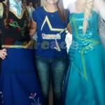 Clube dos Ingleses – Ana e Elsa – Karrossel Entretenimento